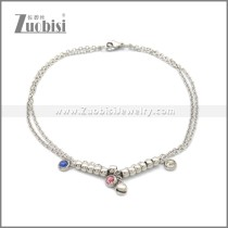 Stainless Steel Anklets ac000128S