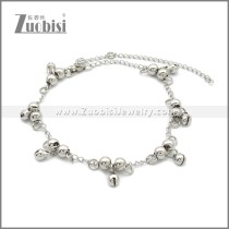 Stainless Steel Anklets ac000129S
