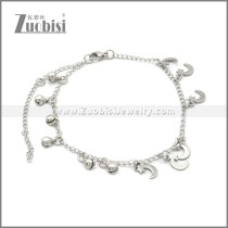 Stainless Steel Anklets ac000136S