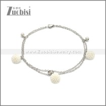 Stainless Steel Anklets ac000122S