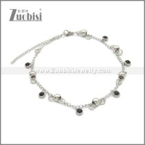 Stainless Steel Anklets ac000133S1