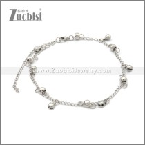 Stainless Steel Anklets ac000142S