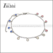 Stainless Steel Anklets ac000134S5