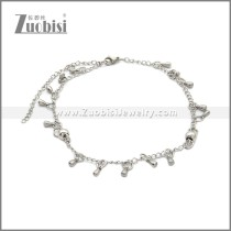 Stainless Steel Anklets ac000138S