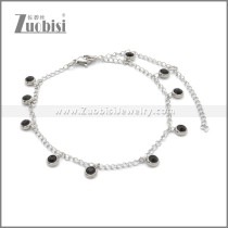 Stainless Steel Anklets ac000134S1