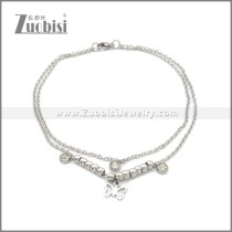 Stainless Steel Anklets ac000125S4