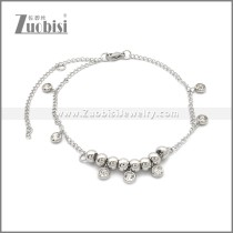 Stainless Steel Anklets ac000124S3