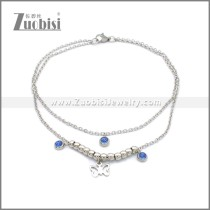 Stainless Steel Anklets ac000125S1