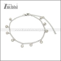 Stainless Steel Anklets ac000134S2