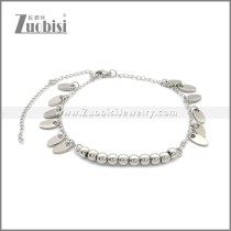 Stainless Steel Anklets ac000118S