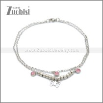 Stainless Steel Anklets ac000125S2