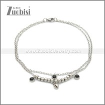 Stainless Steel Anklets ac000126S3
