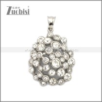 Stainless Steel Pendant p010962S