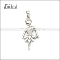 Stainless Steel Pendant p010968S