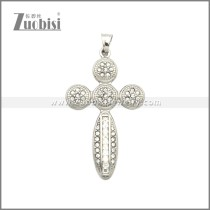 Stainless Steel Pendant p010971S