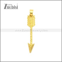 Stainless Steel Pendant p010980G