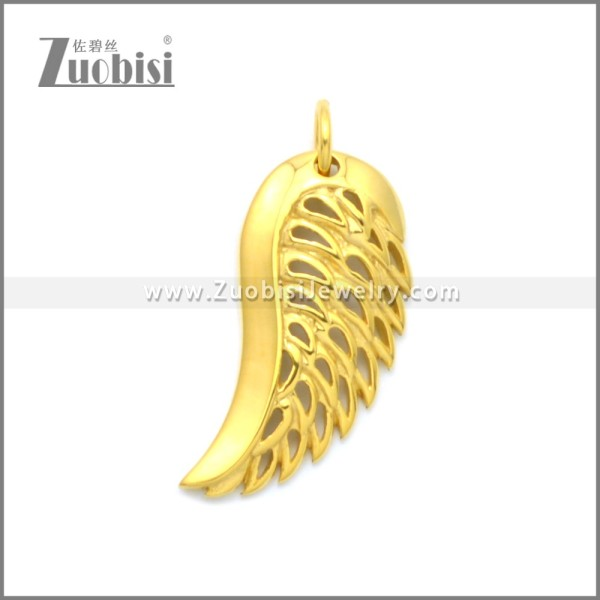Stainless Steel Pendant p010964G