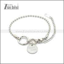 Stainless Steel Bracelet b010074S