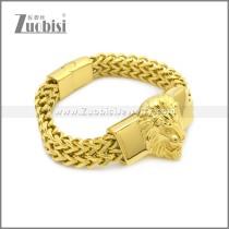 Stainless Steel Bracelet b010079G
