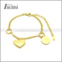 Stainless Steel Bracelet b010069G