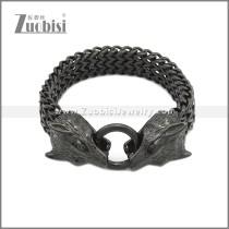 Stainless Steel Bracelet b010086H