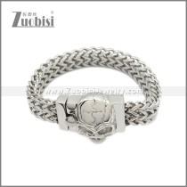 Stainless Steel Bracelet b010087S