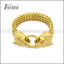 Stainless Steel Bracelet b010086G