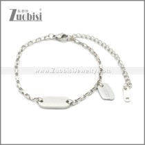 Stainless Steel Bracelet b010071S