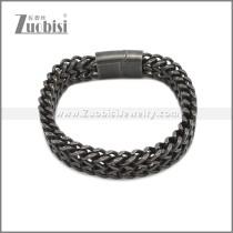 Stainless Steel Bracelet b010084A
