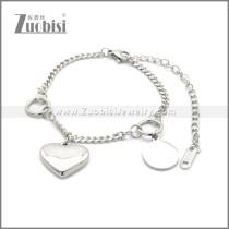 Stainless Steel Bracelet b010069S