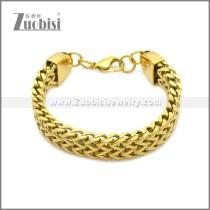 Stainless Steel Bracelet b010081G
