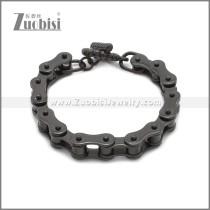 Stainless Steel Bracelet b010076H