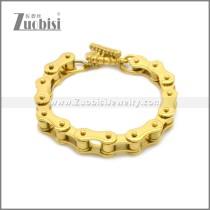 Stainless Steel Bracelet b010076G