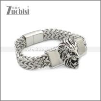 Stainless Steel Bracelet b010079S