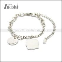 Stainless Steel Bracelet b010068S