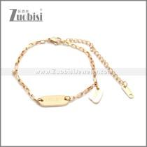 Stainless Steel Bracelet b010071R