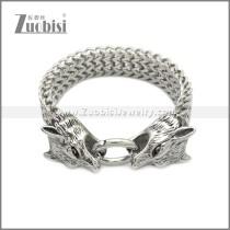 Stainless Steel Bracelet b010086S