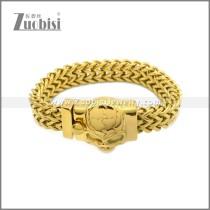 Stainless Steel Bracelet b010087G