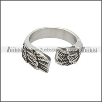 Stainless Steel Ring r008787SA