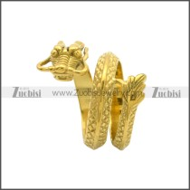 Stainless Steel Ring r008784G
