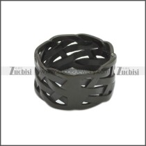 Stainless Steel Ring r008775H