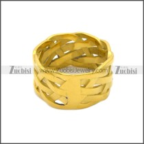 Stainless Steel Ring r008775G
