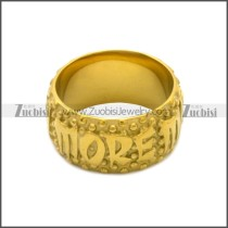 Stainless Steel Ring r008781G