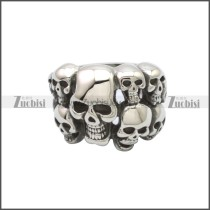 Stainless Steel Ring r008783SA