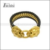 Stainless Steel Bracelet b010091GH