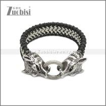 Stainless Steel Bracelet b010090SH