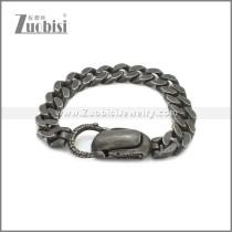 Stainless Steel Bracelet b010096A