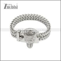 Stainless Steel Bracelet b010092S