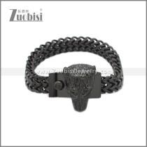 Stainless Steel Bracelet b010092H
