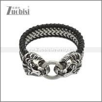 Stainless Steel Bracelet b010091SH